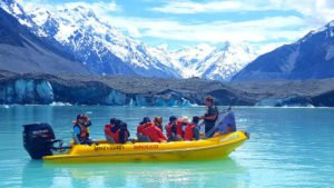 Aoraki Mt Cook Lake Tekapo self drive new zealand tour operator best travel eco tourism sustainable holiday nature tour guide private tours wedding newzealand honeymoon golf luxury private guided small group glaciertours
