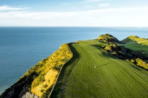 Golf Tours New Zealand Cape Kidnappers best golfing course luxury self drive tours exclusive courses world-class booking