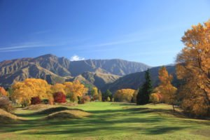 Golf tour new zealand self drive millbrook golf course queenstown arrowtown luxury hotels booking agency