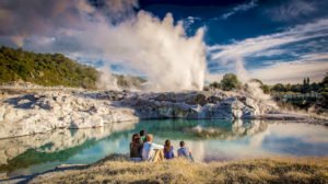 Rotorua hot pools geyser tour operator day trips auckland agency self-drive holiday travel newzealand private tourguides small group tour operator volcanoes geothermal sightseeing natural wonders best top ten newzealand holiday offer