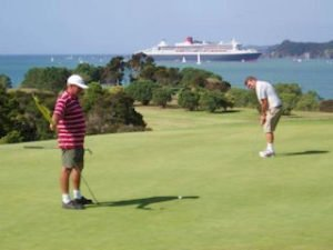 golfing new zealand bay of islands paihia waitangi self drive top golf courses tour luxury vip holiday golf sports
