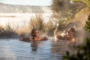 Rotorua Natural Spa Hot Pools luxury tours self drive holiday expert new zealand specialist incoming agency inbound operator destination management dmc private tour booking best newzealand holiday trips