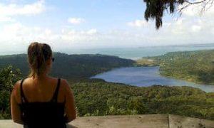 Auckland Westküste Tageausflug Tagestour Städtetour Auckland deutschsprachig Exkursion Neuseeland