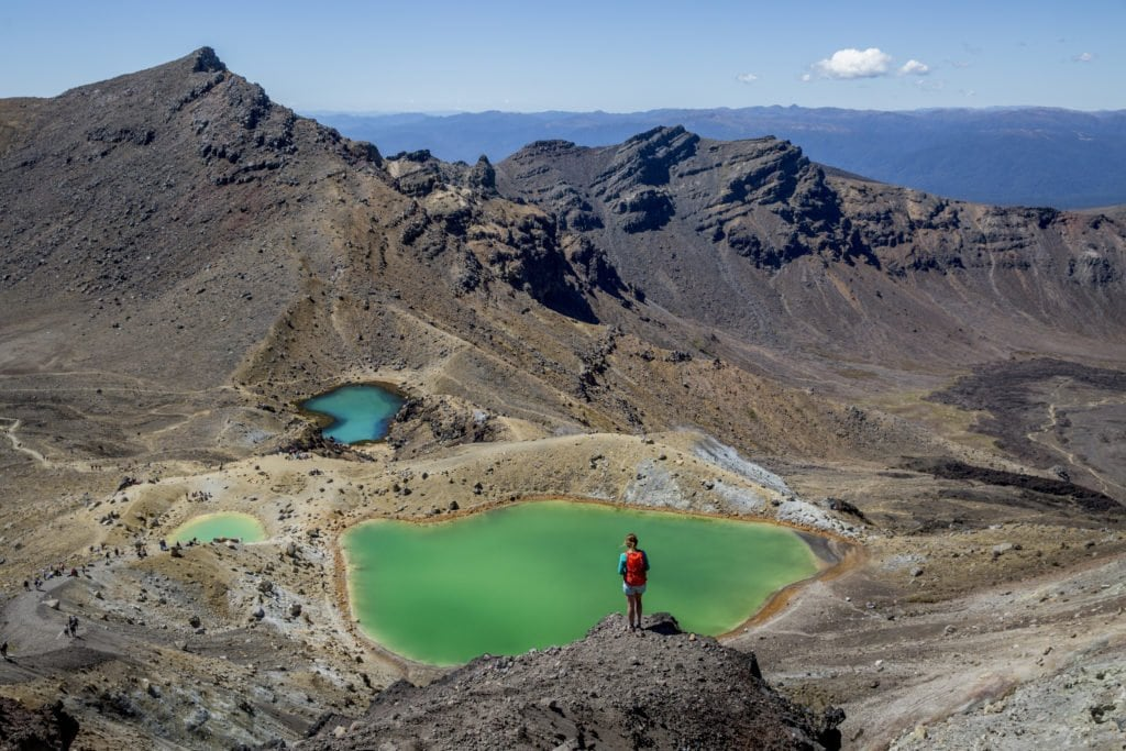 Tongariro crossing hiking castle hills New Zealand Tours self drive holiday newzealand best tour packages auckland private tours