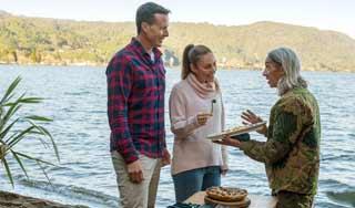 new zealand holiday Rotorua Lake Rotoiti food and wine self drive tour luxury holiday