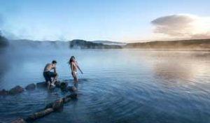 new zealand health tours rotorua lake tarawera spa wellness tours burn out therapy tour spa private guide