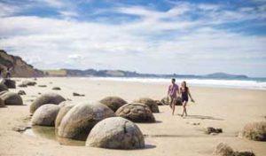 new zealand holidays moeraki boulders self drive tours private tour luxury newzealand