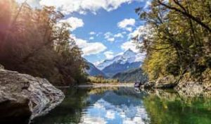 new zealand luxury holiday tours queenstown Glenorchy adventure nature tour guide self drive tours