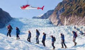 new zealand self drive tours glaciers helicopter ice hiking small groups private tours