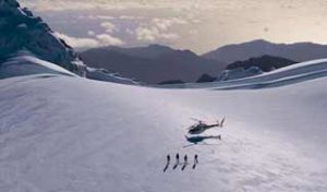 new zealand self drive tours glaciers helicopter snow landing west coast hiking small groups best private tour