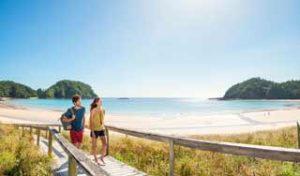 new zealand self drive tours matapouri beaches north island tour couple holidays