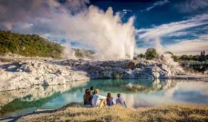 new zealand tours rotorua geyser private tour guides self drive tours dmc auckland day trips
