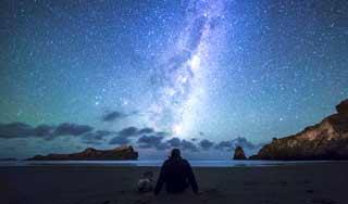 new zealand tours star gazing Castlepoint Wairarapa experience self drive tour holidays