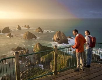 New Zealand tours nugget point catlins selfdrive luxury vip tours honeymoon travel tourguides newzealand specialist tour operator award-winning dmc private guided tours acukland christchurch wellington nature lighthouse