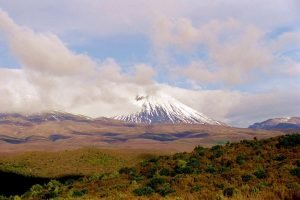 New Zealand Mt Ruapehu volcanoe tours Tongariro Mt. Ruapehu North island guided private tour guide tour operator self drive newzealand destination management